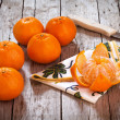 Stock Photo: Honey Tangerines