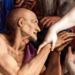 Detail Of Bronzino Painting — Stock Photo