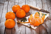 Honey Tangerines — Stock Photo