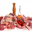 Meat Mix — Stock Photo