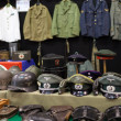 Stock Photo: Military Clothing And Accessories