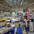 Постер, плакат: Motor Boats At Big Blue Expo Rome 2014