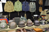 Military Collections — Stock Photo