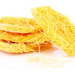 Capellini Pasta — Stock Photo