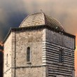 San Giovanni Baptistery, Volterra — Stock Photo #43175393