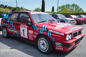 Lancia Delta HF Integral — Stock Photo