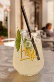 Hugo Cocktail — Stock Photo