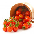Cherry tomatoes — Stock Photo #12624671