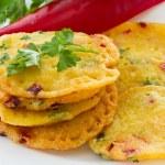 Potato pancakes — Stock Photo #12781996