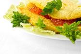 Potato pancake — Stock Photo