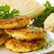 Cabbage pancakes — Stock Photo #13417554