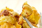 Fried cauliflower — Stock Photo