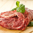 Meat raw — Stock Photo