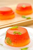 Fruit jellies — Stock Photo