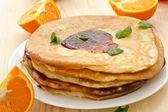 Pancakes — Stock Photo