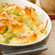 Baked Cauliflower — Stock Photo #20975521
