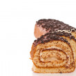 Stock Photo: Sweet roll