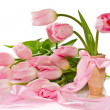 Pink tulips — Stock Photo #21683893