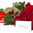 Red roses — Stock Photo #21840143