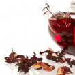 Hibiscus tea — Stock Photo #23119040