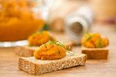 Caviar squash — Stock Photo