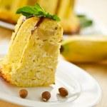 Casserole of cheese — Stock Photo #24508829
