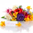 bouquet of flowers — Stock Photo #24838767