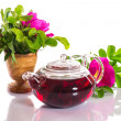 Tea with rose hips — Stock Photo #25546937