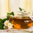 Fragrant jasmine tea — Stock Photo #26209581