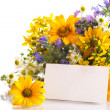 Bouquet of summer flowers — Stock Photo #26786323