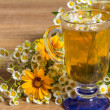Chamomile tea — Stock Photo #26942243