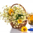 Chamomile tea — Stock Photo #26942257
