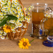 Chamomile tea — Stock Photo #26942271