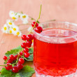 Compote of red currants — Stock Photo #26997789