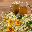 Chamomile tea — Stock Photo #27211155