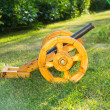Wooden gun — Stock Photo