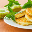 Squash fritters — Stock Photo #28070307