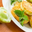 Squash fritters — Stock Photo #28070341