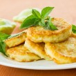 Squash fritters — Stock Photo #28070343