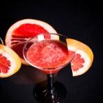 Grapefruit smoothie — Stock Photo #28153929