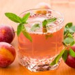 Stock Photo: Plum compote