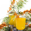 Sea buckthorn tea — Stock Photo #29793849