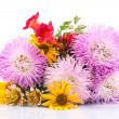 Bouquet of asters — Stock Photo #30332959