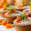 muffins citrouilles — Photo #30723385