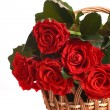 Bouquet of red roses — Stock Photo #31623523