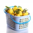 Quince in a basket — Stock Photo #32952561