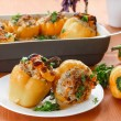 Stuffed Peppers — Stock Photo #33042773