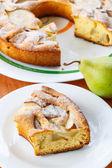 Pear pie — Stock Photo