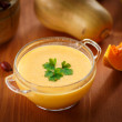 Pumpkin soup — Stock Photo #33330251