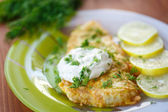 Fried fish — Stockfoto